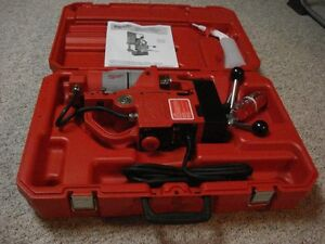 Milwaukee-Compact Electromagnetic Drill Press FOR SALE