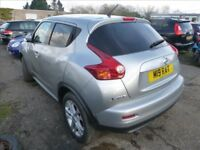 NISSAN JUKE - DU11XUG - DIRECT FROM INS CO