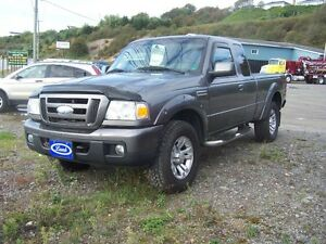 2007 Ford Ranger Pickup Truck EXT CAB 4X4