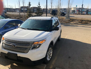 2015 Ford Explorer - 106,000km
