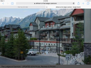 Canmore 3 night mid-week special