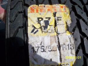 175/50r13 perrili tire new
