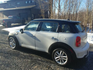 COUNTRYMAN SPORT ALL4 (4 ROUES MOTRICES)