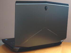 Alienware 17 in very good condition