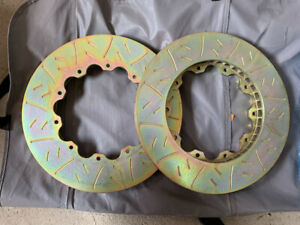 Front Rotors Brand new for Nissan GTR 2009-2011 (Pair)