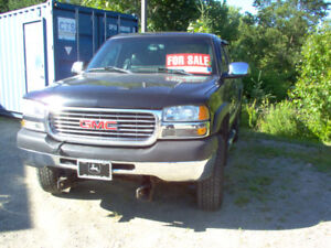 2001 GMC,2500 for sale