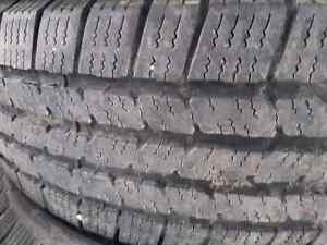 Michelin LTX MS2 LT 225/75R 16 Load Range E