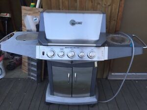 Natural Gas Stainless Steel BBQ Prince George British Columbia image 1