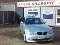 BMW 1 Series 2.0 118i SE Hatchback 5d 1995cc