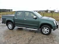 Isuzu Tf Td P/U 4X4 Dcb Rodeo Den-Max Pick-Up 2.5 Manual Diesel
