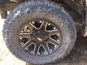 Tires​ and rims make offer