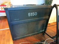 Peavy 5150 combo amp for sale. When I looked it up I figured it