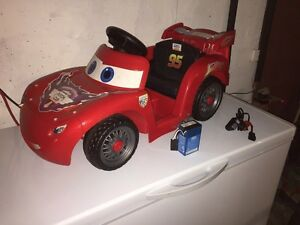 Power wheels