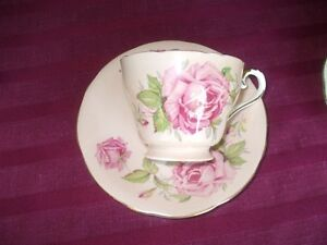 China Tea cups & Saucers