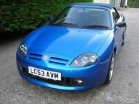 MG/ MGF TF 1.6 115 Cool Blue