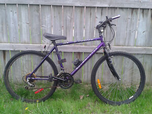 "EXODUS RoadMaster ATB Men's 24"" Purple Mountain Bike"