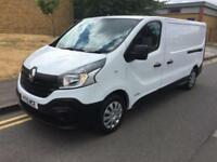 2015 Renault Trafic 1.6 dCi LL29 Business Low Roof Van 5dr Manual Panel Van