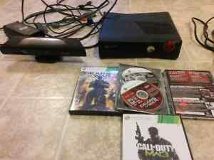 2 Xbox 360's with all accessories.