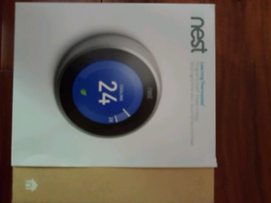 NEST GEN3 LEARNING THERMOSTAT
