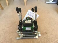 Salamander shower pump CT50+ Twin