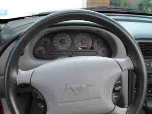 2001 Mustang convertible for sale London Ontario image 5