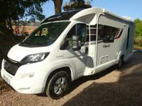 Swift Esprit 442 2 berth motorhome for sale