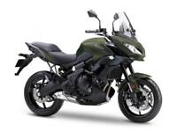 PRE REG VERSYS 650 TOURER GREAT SAVING OVER NEW