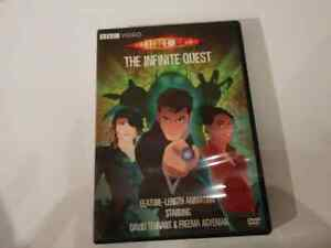 Doctor Who The Infinite Quest DVD