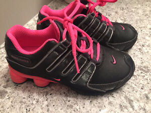 Nike Shox girls toddler size 11