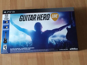 Guitar hero live for PS3