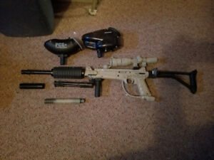 Tango one paintball marker