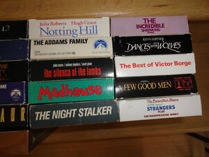 VHS Movies for sale. Cambridge Kitchener Area image 5