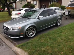 Audi a4 S-line 2008 chippe stage 2