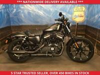 HARLEY-DAVIDSON SPORTSTER XL883 XL 883 IRON LOW MILEAGE ONLY 1010 2016 6