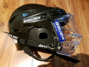 Casque hockey junior 30$