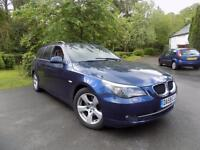 2009 BMW 5 SERIES 520D SE BUSINESS EDITION TOURING ESTATE DIESEL