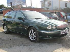 Jaguar X-TYPE 2.0D SE ESTATE