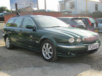 Jaguar X-TYPE 2.0D SE ESTATE