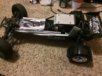 Vaterra glamis uno brushless. brand new with extras