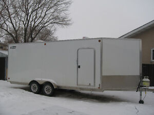 2011 Triton XT 187 enclosed trailer