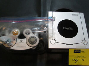 GameCube System For Sale At Nearly New Port Hope
