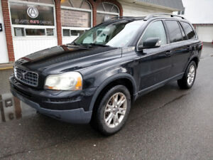 2007 Volvo XC90 AWD local trade only $6,995