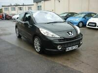 2008 Peugeot 207 1.6HDI 110 GT Finance Available