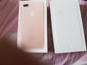 Iphone 7 plus box and 6 plus box empty for sale