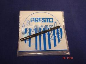 Presto-HSS-Metal-High-Speed-Steel-Twist-Jobber-Drill-Bit-0-35mm-2-9mm