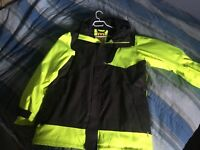 Under Armour high quality coat for sail.