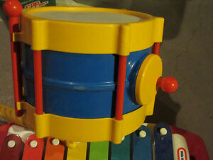 Little Tikes Dr's Kit, Xylophone and Drum West Island Greater Montréal image 2