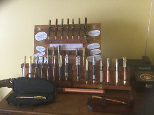 Stylos artisanal...craftsman home made pens