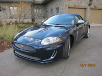 2011 JAGUAR XK XKR SUPERCHARGED CONVERTIBLE