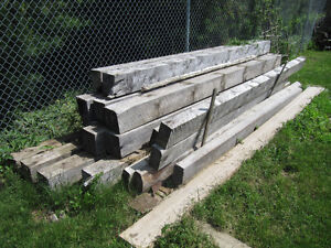 Wood- Barn Board various lengths/Pine and Spruce wooden beams Kitchener / Waterloo Kitchener Area image 2